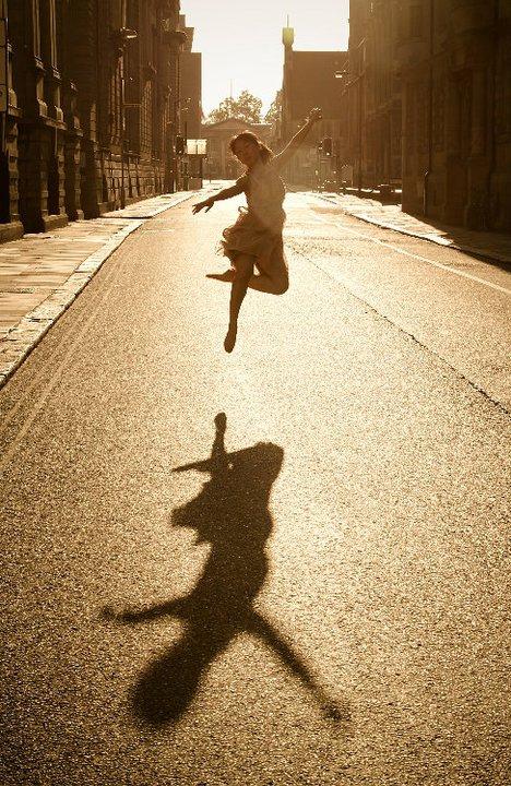 Cambridge Ballerina Project. Bailarina Sandy Kwok